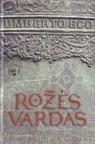 Umberto Eco Rožės vardas