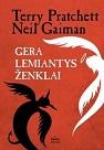 Terry Pratchett, Neil Gaiman Gera lemiantys ženklai