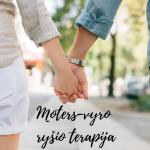 Moters-vyro ryšio terapija